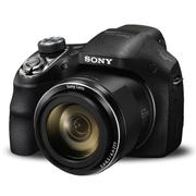索尼 DSC-H400 长焦数码相机 2010万有效像素 63倍光学变焦