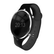 生活演绎 UU8 智能手环 智能手表安卓 运动手环 运动手表 黑色