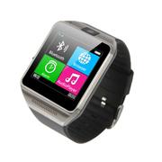 SENBOWE 智能手环计步器 迷你手表手机 蓝牙手表 可独立插SIM卡 安卓手机通用 黑色