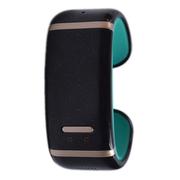 威马仕 智能蓝牙手表智能手环苹果安卓蓝牙手表手镯手机伴侣 绿色