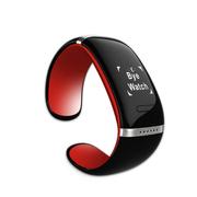 SENBOWE 智能蓝牙手表安卓通话健康手环信息提醒运动穿戴腕表 红色