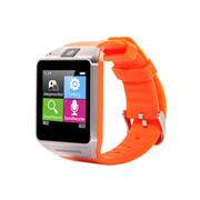 SENBOWE 智能手环计步器 迷你手表手机 蓝牙手表 可独立插SIM卡 安卓手机通用 橙色