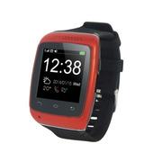 爱迪思 智能蓝牙手表手机S12 红色