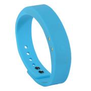 风彩 健康监测智能手环 潜水级无线运动睡眠蓝牙手环 蓝色