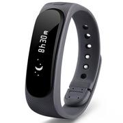 华为 荣耀手环(智能健康运动手环 + 蓝牙耳机 +手表计步器 + 微信运动分享)-石墨灰