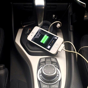 YAC 捷渡(JADO)行车记录仪车充 带USB接口 车载充电器 线长3.5米标准车充