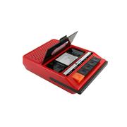 YESHM 磁带录音机造型 iPhone手机外放音箱 音乐播发器