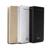 aMagic 充电宝移动电源12000毫安iPhone6plus5s通用大容量 黑色