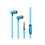 SENBOWE 创意LED发光耳机 蓝色