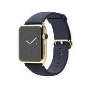 苹果 Apple Watch Edition 智能手表(深蓝色/42毫米表壳/经典扣式表带)