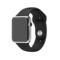苹果 Apple Watch 智能手表(黑色/38毫米表壳/运动型表带)产品图片4