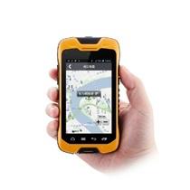 任我游 A3集思宝UG801户外专业三防手持式GPS+北斗导航仪 支持WCDMA/GSM 黄色A3+32G卡产品图片主图