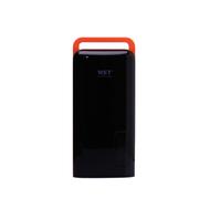 WST /A38 13000mAh智能充电宝手提移动电源通用型 黑壳橙边