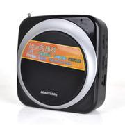 利视达 LD803教学扩音器大功率插卡音箱广场音响扩音机 导游老师腰挂唱戏机10小时录音播放 黑色