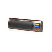 雷尊 蓝色妖姬 Q8 插卡音箱 无线收音机 N9棕色