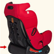 麦凯(mEinKind) S500 儿童安全汽车座椅 婴儿宝宝汽车安全座椅 双向安装0-6岁 果绿S500-04B