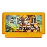小霸王 电视游戏机卡 三国志 FC红白机游戏卡 D30/D99/D31适用
