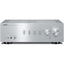 YAMAHA A-S501 Hi-Fi高保真自然音质立体声功放机(银色)产品图片主图