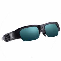 喜木 智能眼镜 蓝牙眼镜 可听歌通话智能设备 拍照广播录音录像GPS定位可穿戴眼镜 黑色产品图片主图