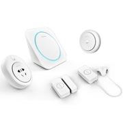 海尔 SmartCare智能家居套装 家居监控组合(网关+门窗磁+智能插座+水浸+多功能传感器)