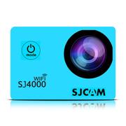 车品汇 SJCAM SJ4000 WiFi无线高清广角航拍运动摄像机狗3Goprohero3 SJ4000WiFi黄
