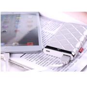 灵骁 迷你苹果6充电宝5s/4s 三星小米苹果移动电源 安卓手机通用 聚合物电芯 白色 7000毫安