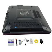 先科 移动电视DVD ST-1520 15.4英寸高清便携式影碟机EVD播放机器带电视3D模
