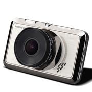 HUNYDON 行车记录仪 高清1080P广角夜视 双镜头可选 G9锌合金车载行车仪 单镜头标配无卡