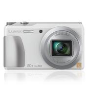 松下 DMC-ZS35GK 数码长焦相机/20倍光学变焦 白色