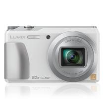 松下 DMC-ZS35GK 数码长焦相机/20倍光学变焦 白色产品图片主图