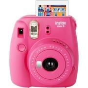 富士 instax趣奇一次成像相机 mini8 热情粉(passion pink)