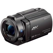 索尼 FDR-AX30 4K数码摄像机 (光学防抖 蔡司镜头 WIFI分享 多机联拍 内置64G内存)产品图片主图