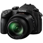 松下 Lumix DMC-FZ1000 数码相机 黑色 4K(1英寸大底CMOS 2090万像素 F2.8-4.0 16倍光学变焦)