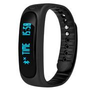 酷道 F7小米智能手环蓝牙手表腕带计步器睡眠健康管理防水可穿戴设备三星苹果手机 黑色