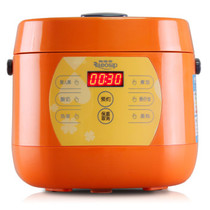 其他 雅乐思2L迷你电饭煲智能预约 FBA11 橙色产品图片主图