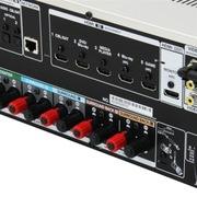天龙 AVR-X1100WSP 家庭影院7.2声道(7*175W)AV功放机 支持4K超高清/蓝牙/WI-FI 银色
