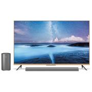 小米 小米电视2代 55英寸4K超高清液晶电视(香槟金)