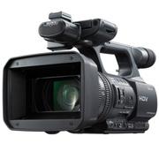 索尼 HVR-Z5C/ z5c 高清摄像机 HDV数字高清摄录一体机 黑色