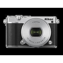 尼康 J5 可换镜头数码相机 单机身(黑白)产品图片主图