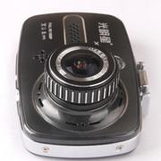 光明星 X7行车记录仪 高清夜视1080P 超广角 黑色 X7标配+32G卡