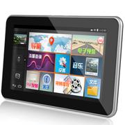 易图 G7505 语音安卓云GPS导航行车记录仪电子狗一体机百度地图自动升级 标配内置16G送16G卡