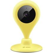 360 智能摄像机 D302 小水滴 WiFi网络 高清摄像头 远程监控 橙黄