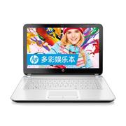 惠普 Pavilion 14-V217TX 14英寸笔记本(i5-5200U/4G/500GB/2G独显/win8.1/白色)