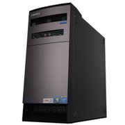 清华同方 精锐X850H-BI02 台式主机(四核i5-4460 4G 500G 2G独显 DVD 前置4*USB win7)