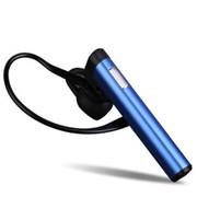 YEMEKE 无线蓝牙耳机通用型 挂耳式双耳立体声迷你商务蓝牙耳机 适用于苹果手机/平板 蓝色
