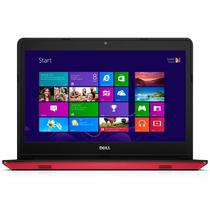 戴尔 灵越14 5000(5458)14英寸笔记本电脑(i5-5200U/4G/500G/GT920M/2G独显/Win8/红色)产品图片主图