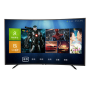 TCL L55H8800A-CF 55英寸网络智能LED液晶电视(黑色)