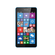 微软 Lumia 535 8GB联通版3G手机(蓝色)