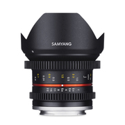 SAMYANG 12mm T2.2 电影镜头 广角镜头 M43  微单 手动镜头 M43卡口