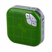 YEMEKE 无线蓝牙音箱 低音炮便携 迷你插卡音箱台式机电脑音响可接听电话 绿色